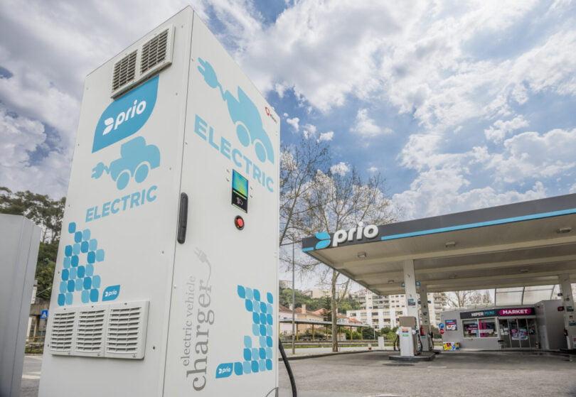 Prio Energia 100% renovável