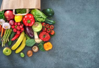 Produtos biológicos e saudáveis