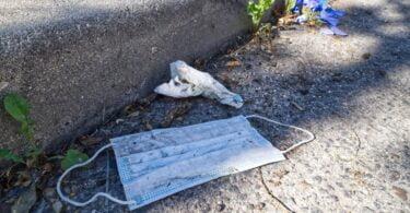 Cientistas da Universidade de Aveiro alertam para 'lixo da pandemia'