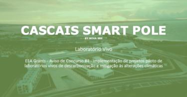 Cascais Smart Pole by Nova SBE