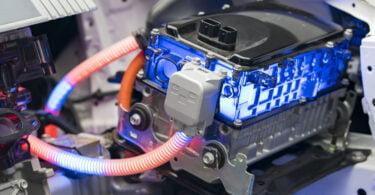 carros elétricos bateria