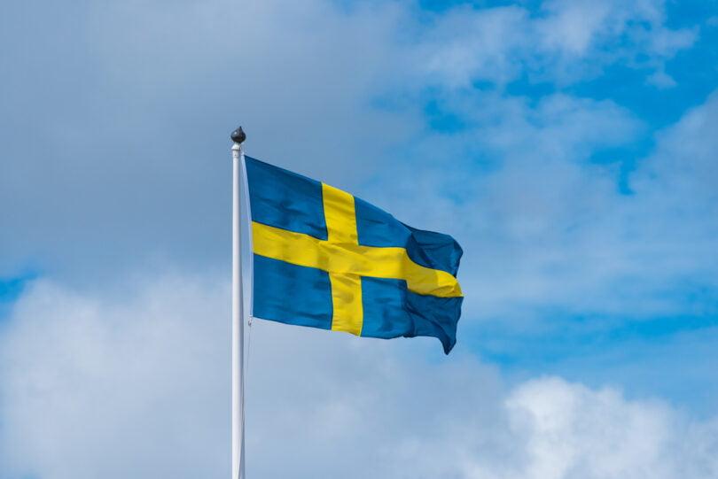 Suécia lugares de estacionamento