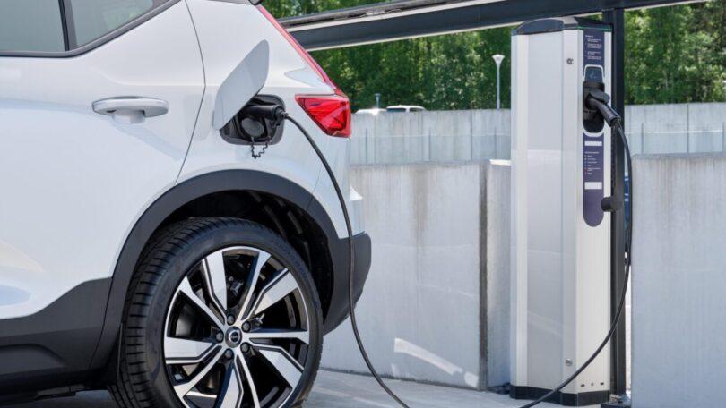 Volvo quer fabricar apenas automóveis 100% elétricos a partir de 2030