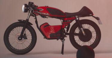 Marca de motos Famel regressa com modelo elétrico