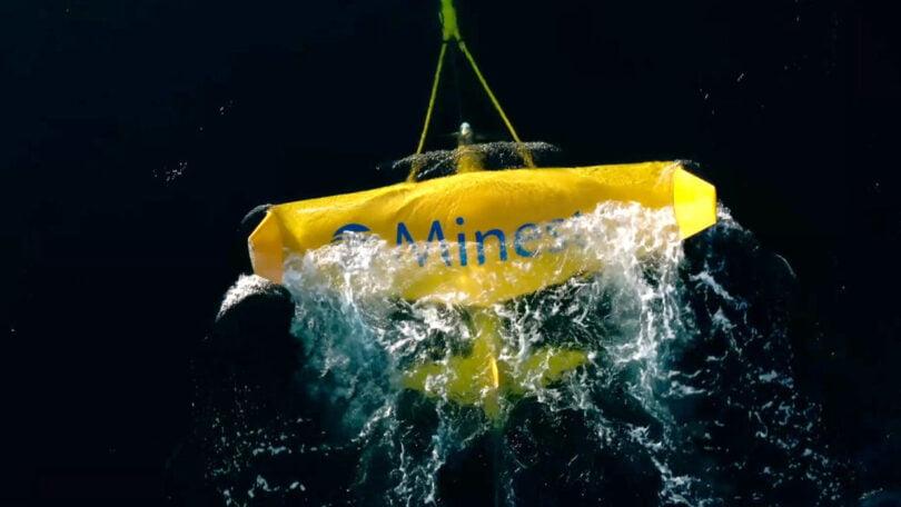 Schneider Electric e Minesto juntam-se para desenvolver energia marinha