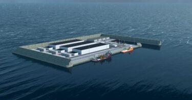 Dinamarca vai construir ilha artificial para produção de energia