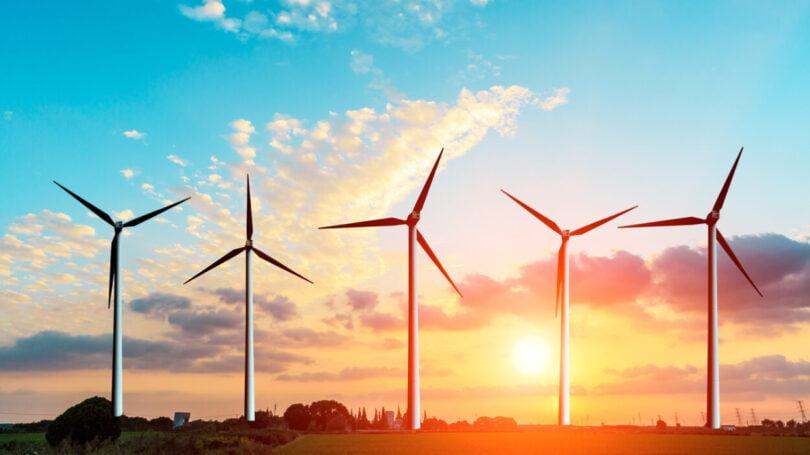 China leva mercado eólico mundial a alcançar recorde de novos projetos