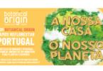 """A Botanical Origin, marca de limpeza ecológica da Reckitt, lançou a campanha """"Com Botanical Origin vamos reflorestar Portugal""""."""