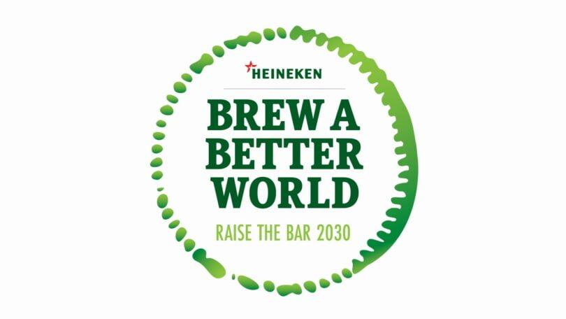 A Heineken apostou num novo programa de sustentabilidade: Brew a Better World 2030 - Produzir um Mundo Novo.