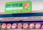 Mercadona poupa 1.600 toneladas de plástico virgem nas embalagens de pizza