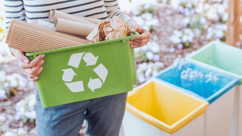 """O """"Radar da Reciclagem"""" da Sociedade Ponto Verde (SPV) revela que 46,4% dos portugueses afirmam reciclar mais resíduos face há um ano."""