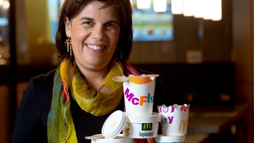 McDonald's Portugal vai utilizar menos 500 toneladas de plástico por ano