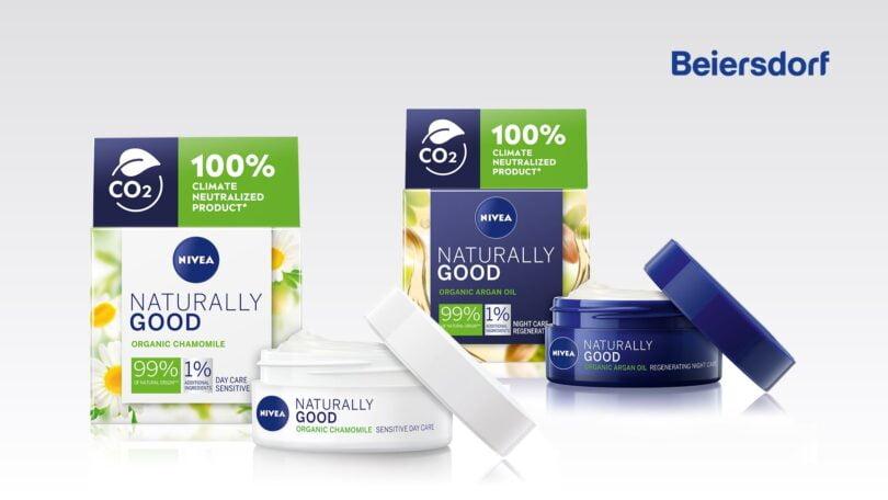 A marca Nívea, pertencente àBeiersdorf, está a lançar, em cerca de 30 países, uma nova gama de produtos com neutralidade climática.