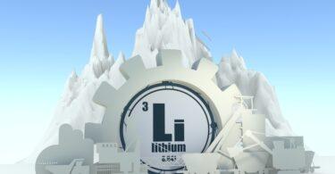 extração de lítio