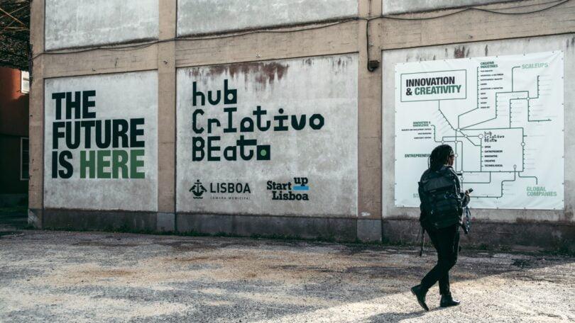 O Hub Criativo do Beato anunciou publicamente o seu Living Lab, que pretende desenvolver novas tecnologias para promover a sustentabilidade.