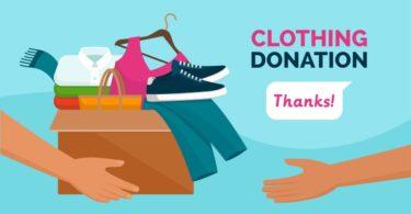 Através de um estudo realizado em Portugal, a My Nametags apurou que apenas 6,72% dos portugueses deita a roupa que já não serve fora.