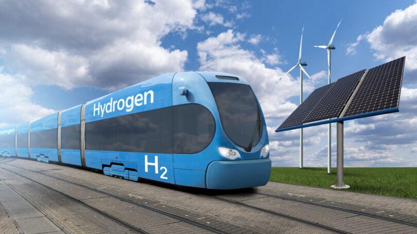 O projeto FCH2RAIL irá testar a integração de comboios movidos a células de hidrogénio na ferrovia europeia.