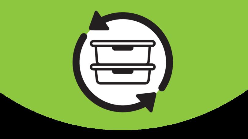 O Pingo Doce passou a aceitar embalagens dos clientes para produtos de peixaria, talho, padaria, take away e charcutaria.
