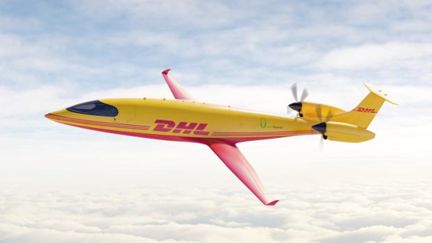 A DHL Express e a Eviation assinaram um contrato de compra de 12 aviões eCargo Alice totalmente elétricos. A entrega está prevista para 2024.