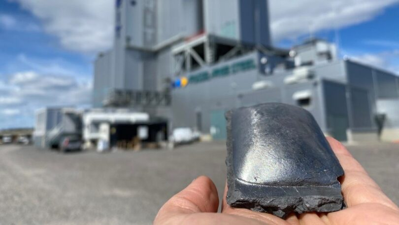 A fabricante sueca de aço SSAB tornou realidade a existência de aço sem a utilização de combustíveis fósseis, nomeadamente sem carvão.