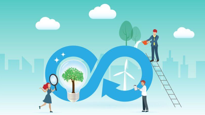 """97% das empresas inquiridas no âmbito do projeto """"Economia Mais Circular"""" (E+C) reconheceu a importância da economia circular."""