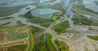 ecossistemas de água doce