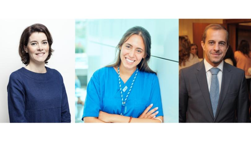 Dorothée Serzedelo, da L'OREAL, Catarina Rodrigues Marques, da Lusíadas Saúde e Luís Amado da BCorp estão confirmados no Congresso In-Sustentável.
